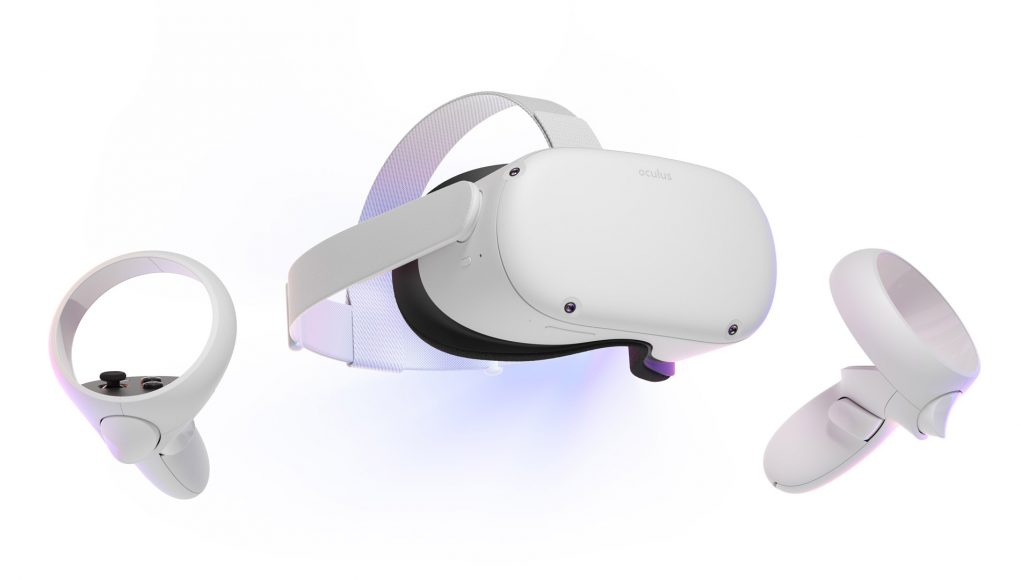 Oculus Quest 2 Annonceret på Facebook Connect